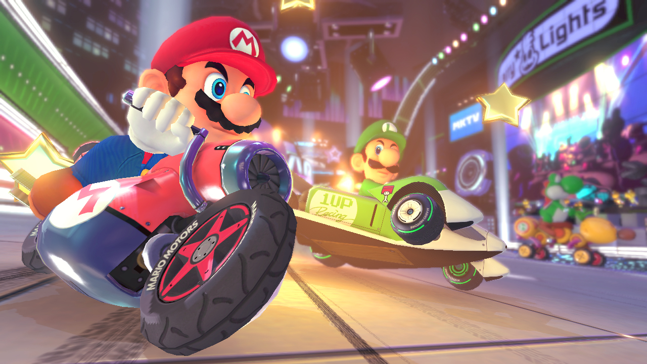 Mario Kart 8 is on a Roll: Sells More Than 1.2 Million Units Worldwide Over First Weekend