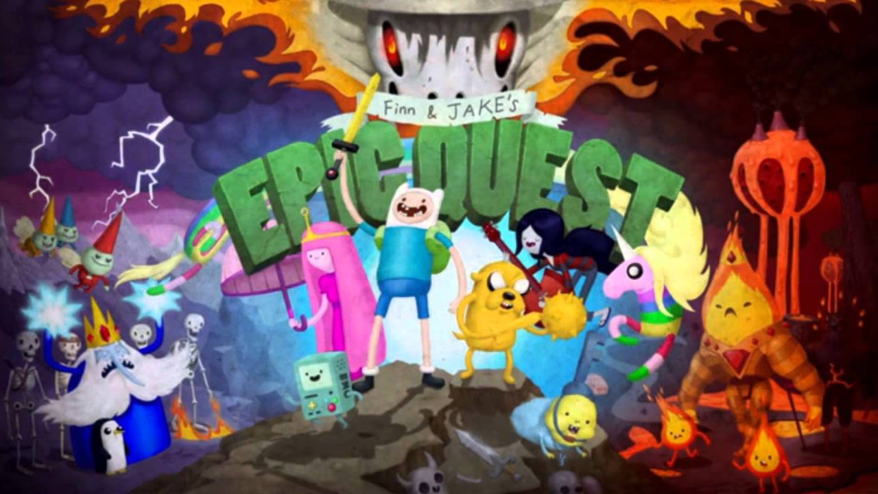 Adventure Time: Finn and Jake's Epic Quest Sneaks onto Steam - BC-GB