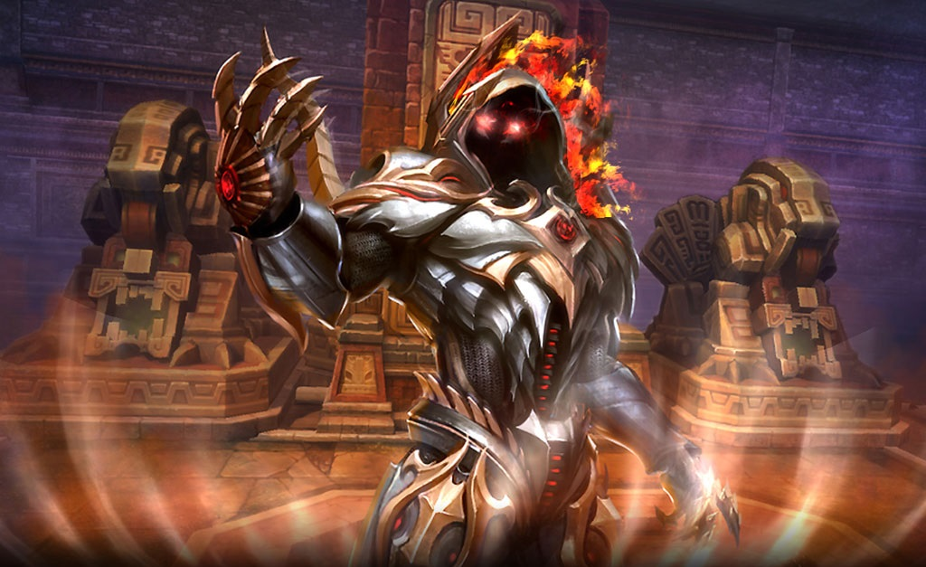 Atlantica Online Empires of Gold Update