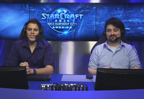 ESL Partners With Blizzard Entertainment to Operate Starcraft II World Championship Series America