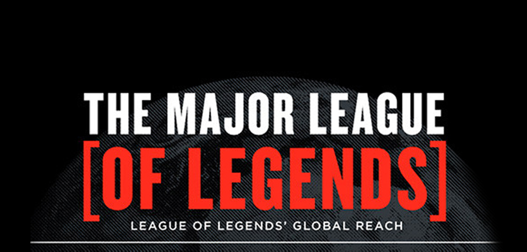The Major League…of Legends
