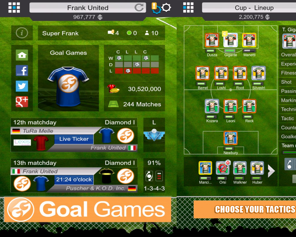 GOAL 2014 Football Manager funding next step via Crowd Funding