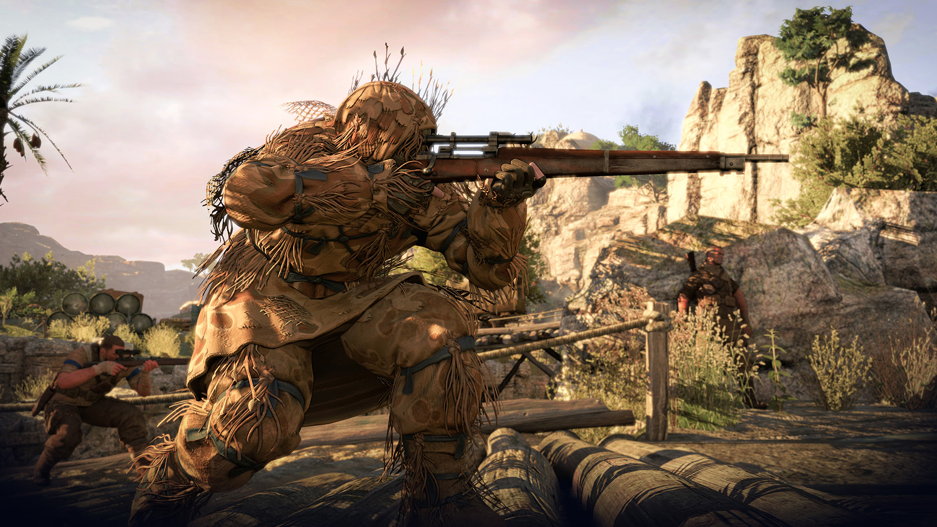 Latest UK Gaming Charts – Sniper Elite 3 Surprises by Firing Itself into Top Spot