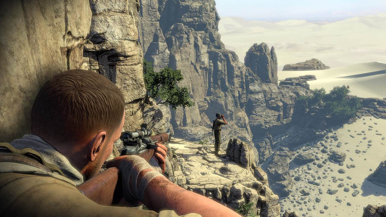 Sniper Elite V2 was Downloaded 2.2M Times in Less Than 24 Hours After Free Download Day
