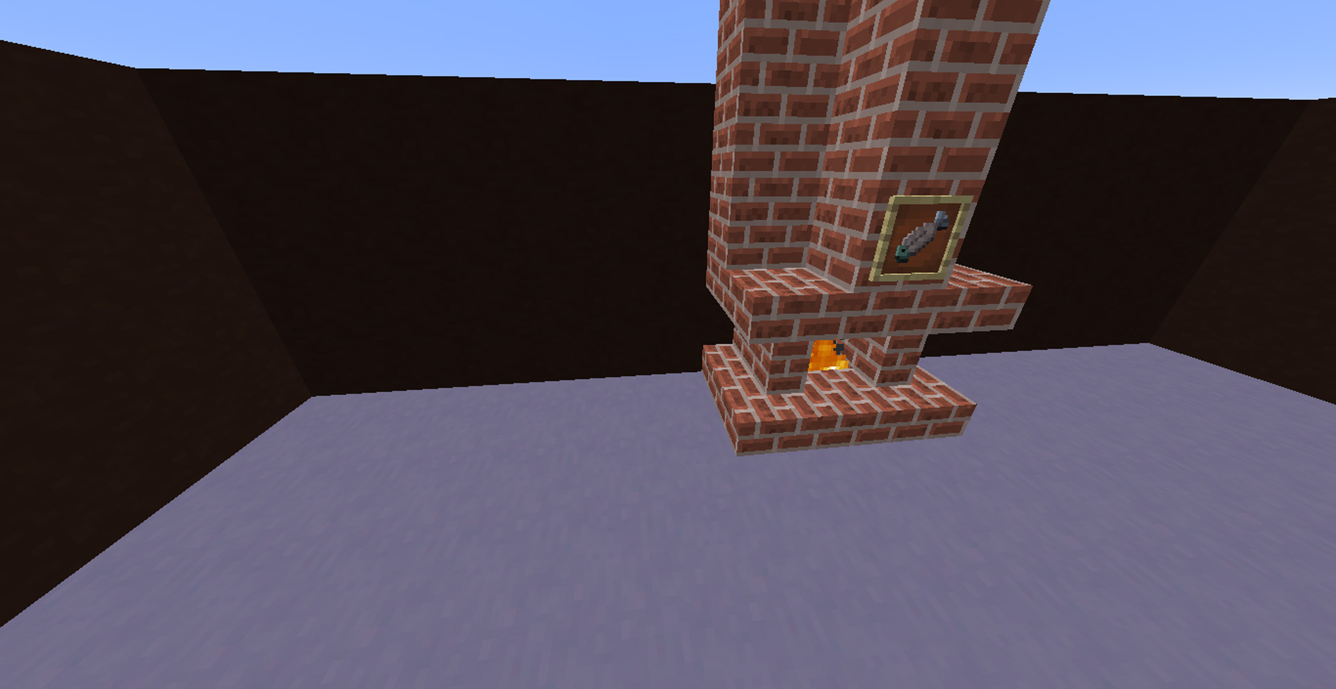 2fireplaceinminecraft