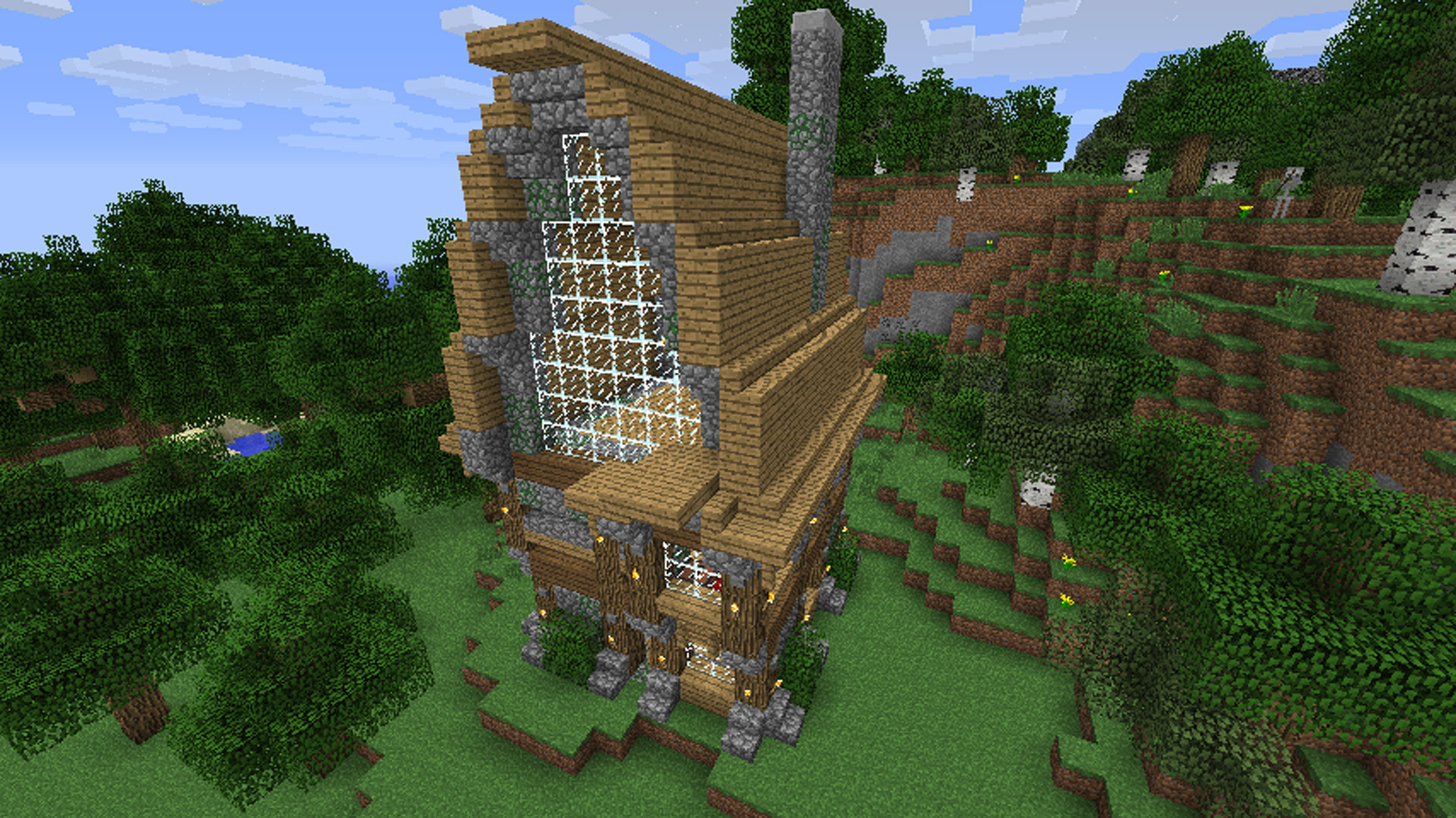 55buildinginminecraft