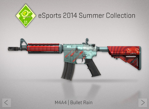 All Possible Esports Summer Case Drops