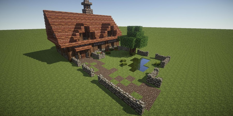 How to Build Your Very Own Cosy Cottage in Minecraft. How to Build Your Very Own Cosy Cottage in Minecraft   BC GB