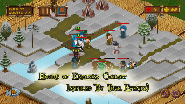 Historical Tower Defense Set in South America 200 Years Ago, Launching on July 25th