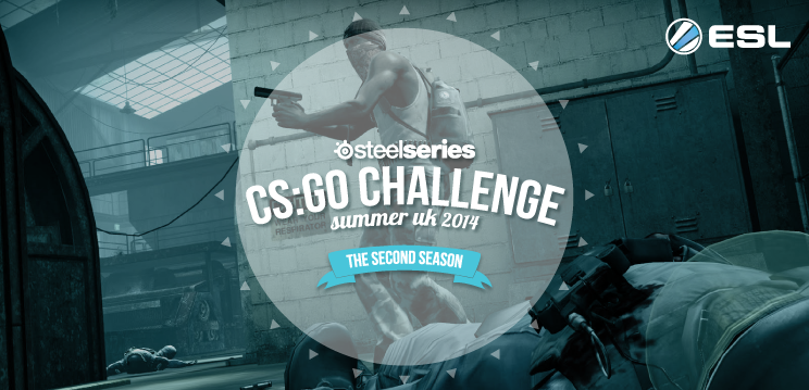 ESL UK Announces ESL SteelSeries Community Challenge Season 2