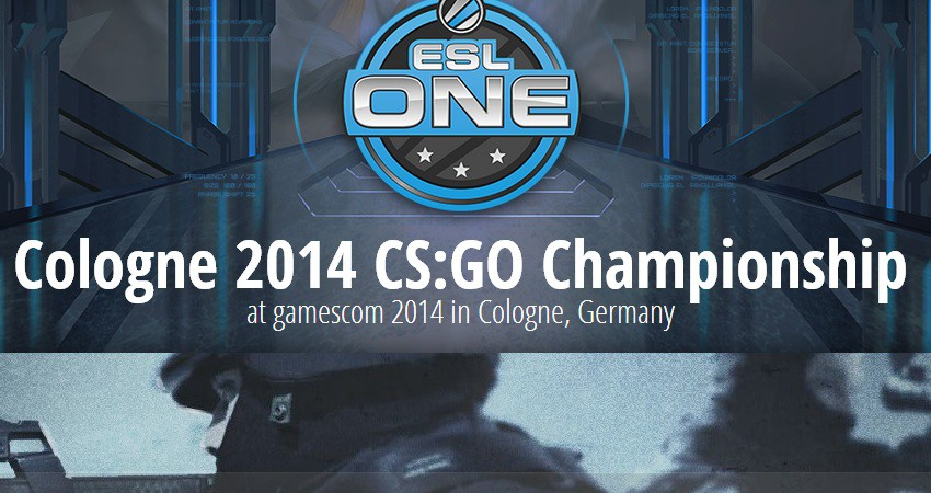 All VoDs of the ESL One Cologne Semi Finals and Grand Final