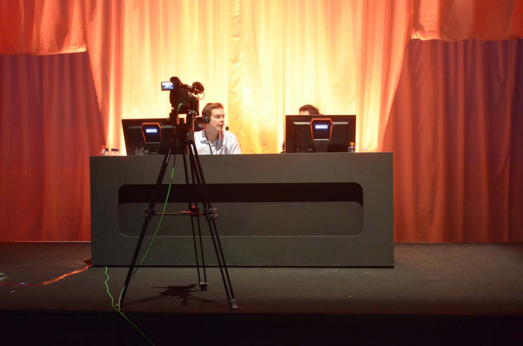 gfinity 3 - TosspoT Casting