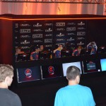"""gfinity 3 - """"Soundproof"""" Player Booths"""