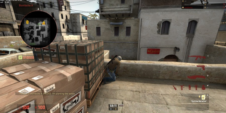 New Update Nerfs CZ75 and Changes A Bombsite on Dust2