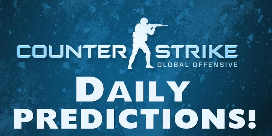 Counter strike betting predictions today