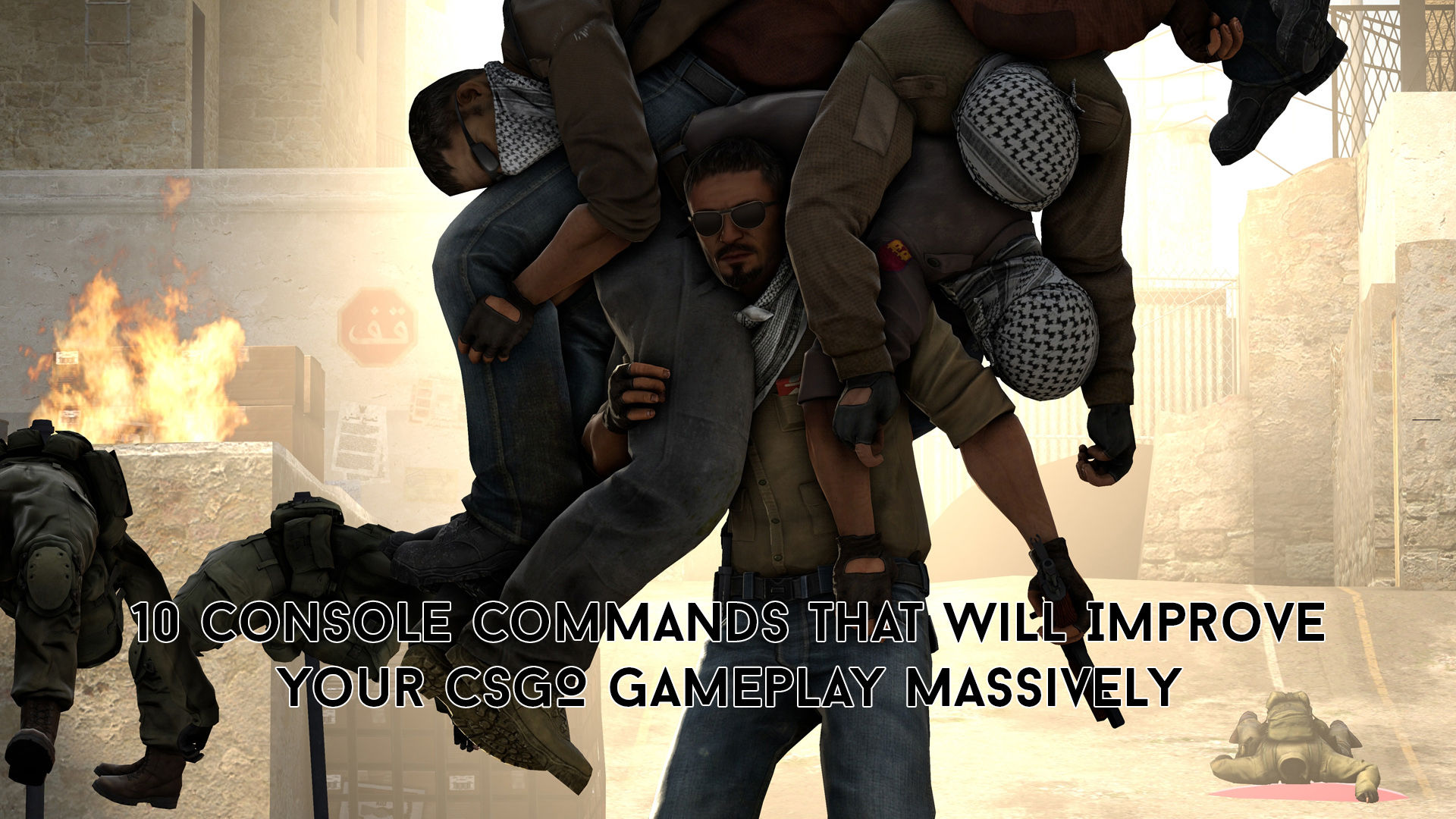 10 Console Commands that will Improve Your CSGO Gameplay Massively