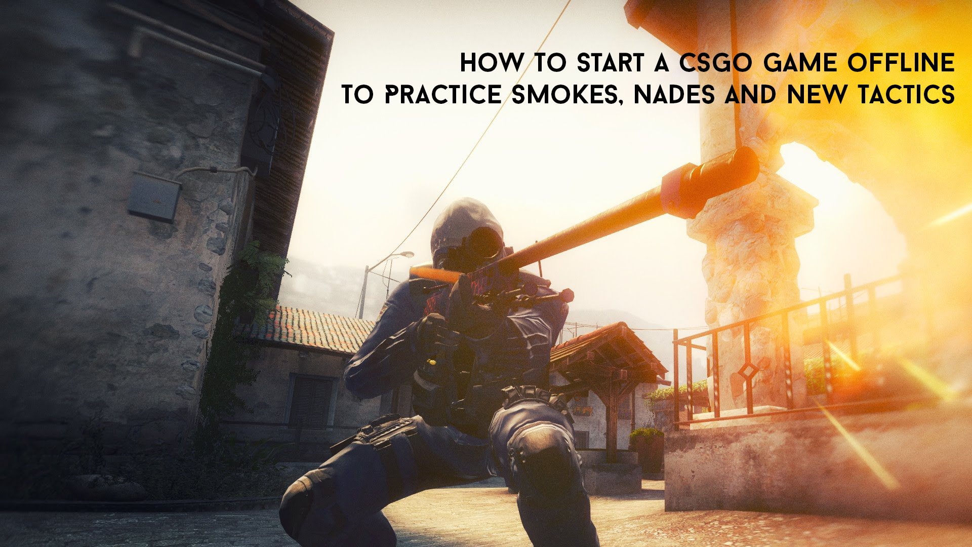 csgo offline commands to practice alone