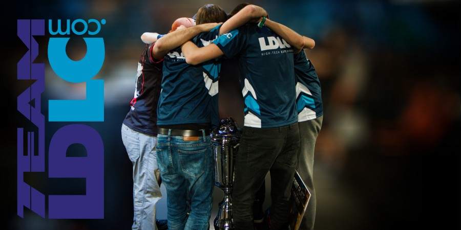LDLC Wallpapers After Their Win at Dreamhack Winter 2014