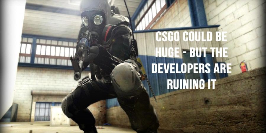 Why CS:GO Isn't Growing as Big as It Could