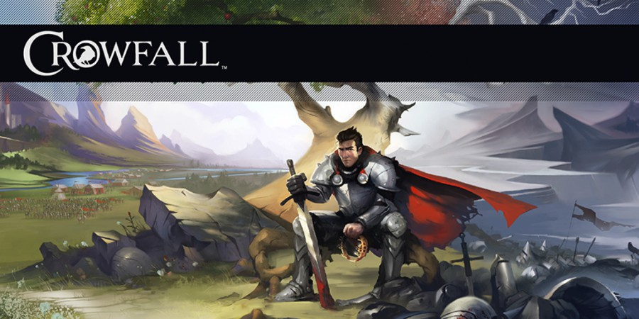 ArtCraft Entertainment Announces Crowfall Collaboration with Renowned MMO Designer Raph Koster