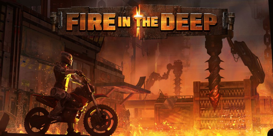 New Trials Fusion Content Pack Update, Fire in the Deep, Coming Next Week