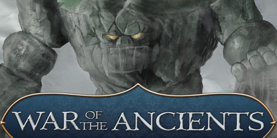 New War of The Ancients Game Seeks Out Funding From Kickstarter