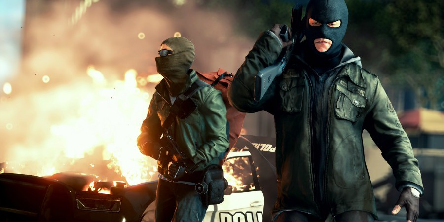 Latest UK Gaming Charts – Battlefield Hardline Still Top Spot GTA V 3rd in it's PC Release Week