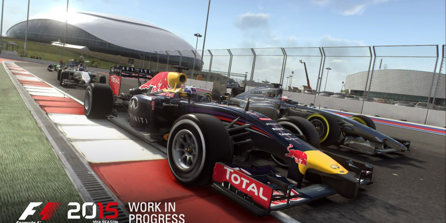 F1 2015 To Hit PC, PS4 and Xbox One This June