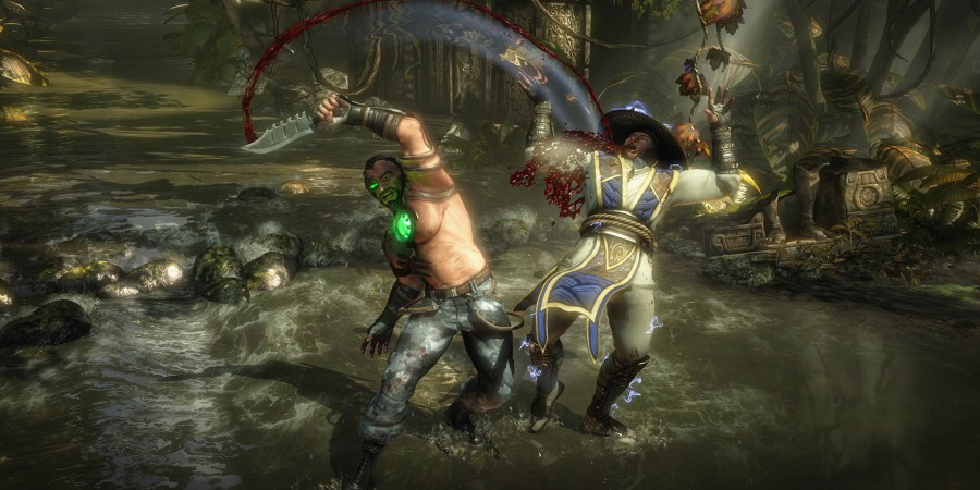 Latest UK Gaming Charts – Mortal Kombat X Beats Off GTA V For Week Win