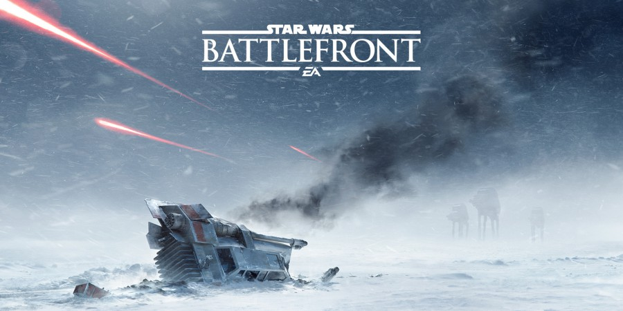 All New Star Wars Battlefront Game Screenshots and Trailer