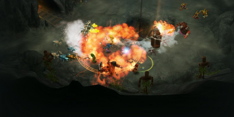 Magicka 2 Now Includes Poison Control in an Elementary Update