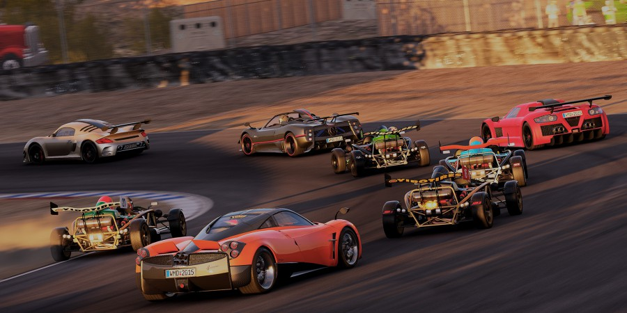 Latest UK Gaming Charts – Project CARS Still #1 With Wolfenstein: The Old Blood Hitting 2nd in First Week