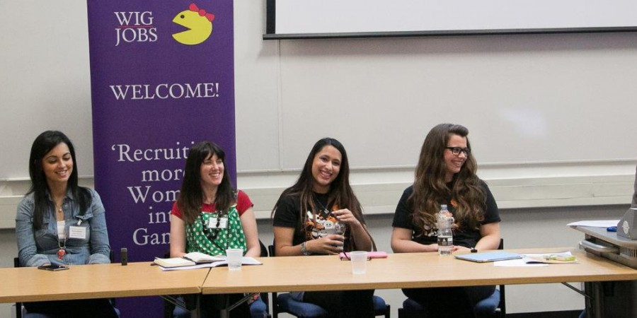 Women in Games WIGJ Sets Target to Double Number of Women in Games in 10 Years
