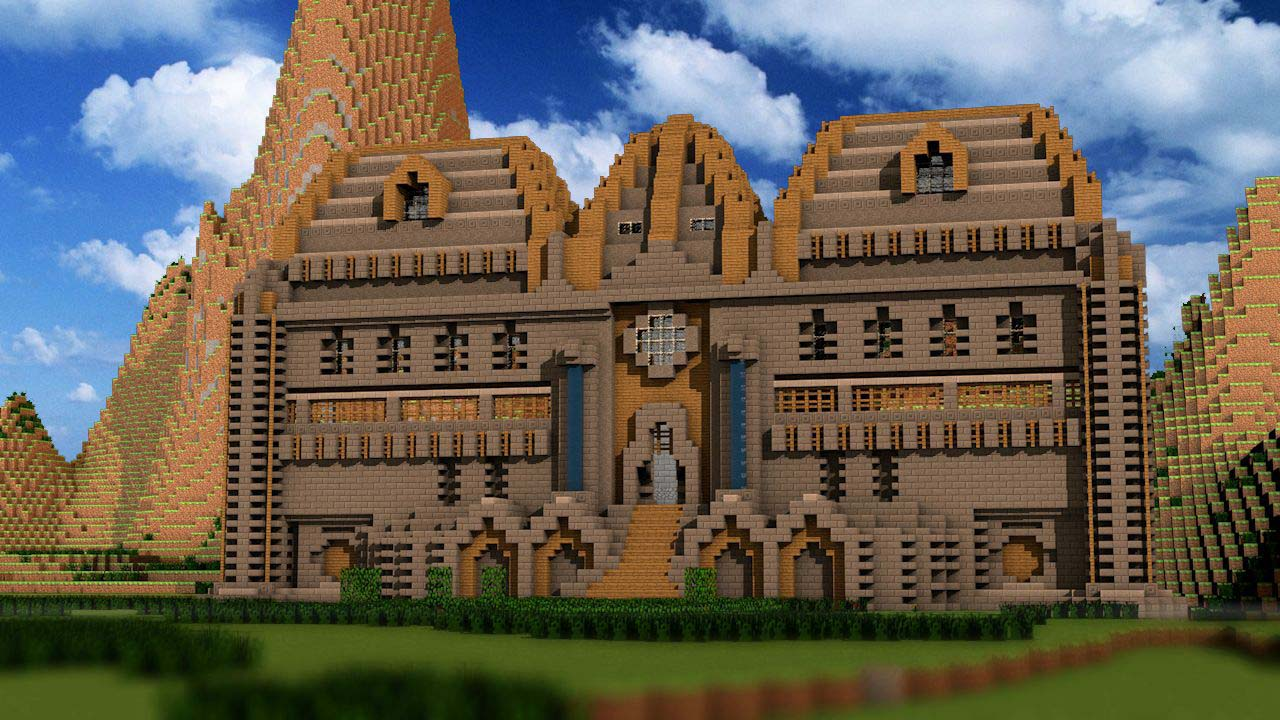 8 Minecraft Mansions For Your Inspiration Bc Gb