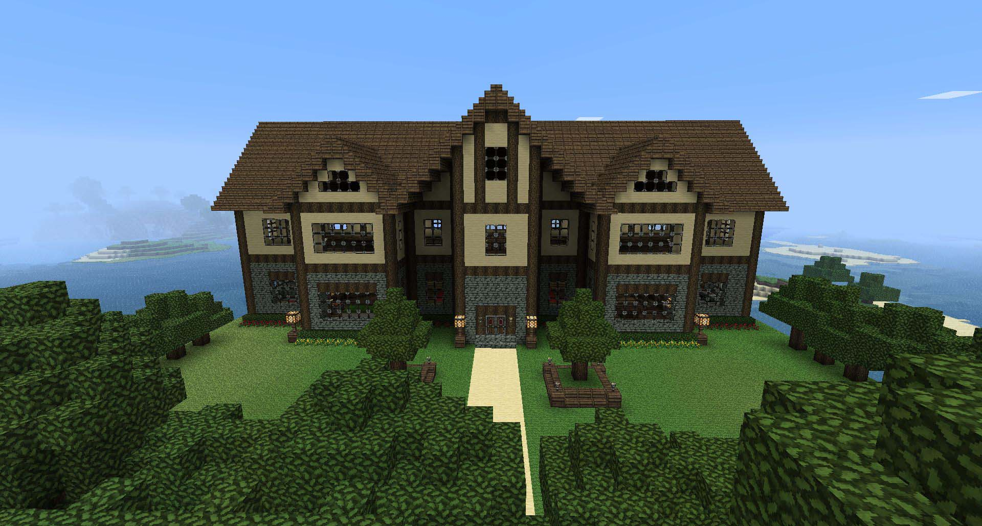 Mansions for Minecraft