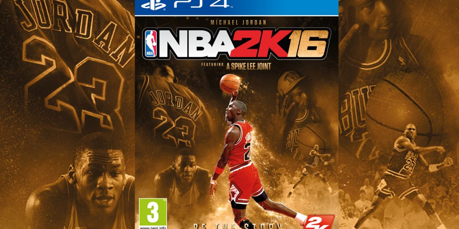 NBA 2K16 Takes Flight with Special Edition Featuring NBA Legend Michael Jordan