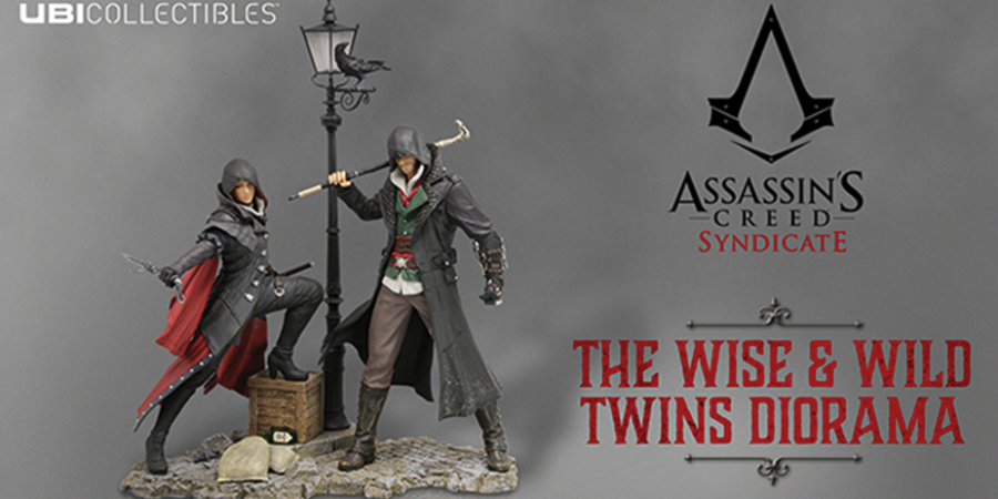 Books and Collectibles Revealed for Assassin's Creed ...