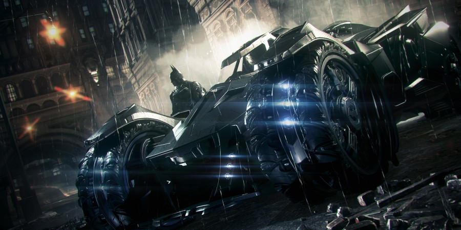 Latest UK Gaming Charts – Despite Broken PC Launch Batman: Arkham Knight is Top