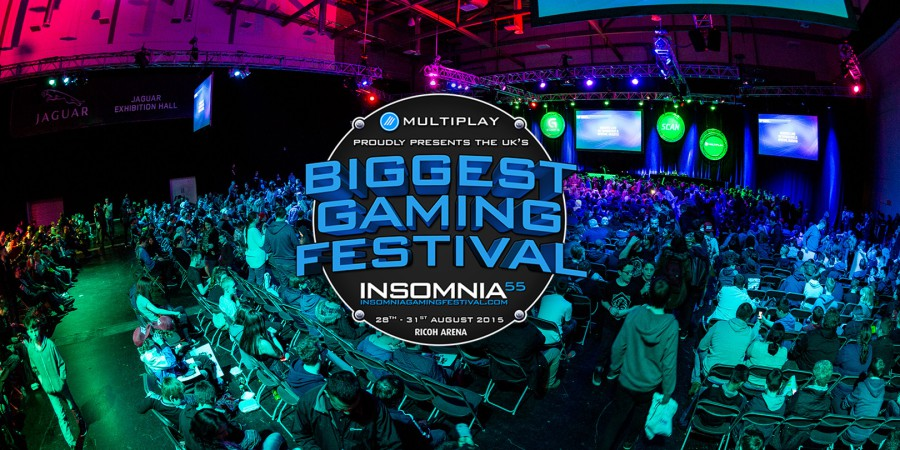 Play FIFA 16, Homefront: The Revolution, Battleborn and Rock band 4 first at Insomnia55