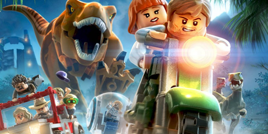 Latest UK Gaming Charts – Lego Jurassic World Top GTA V Second