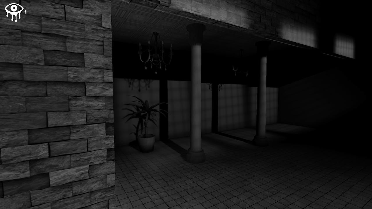eyes free horror game