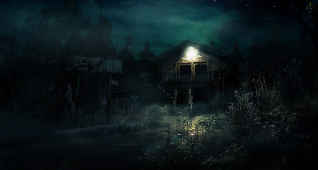 haunted-memories free indie horror games