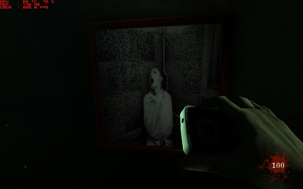 insanidade free indie horror game