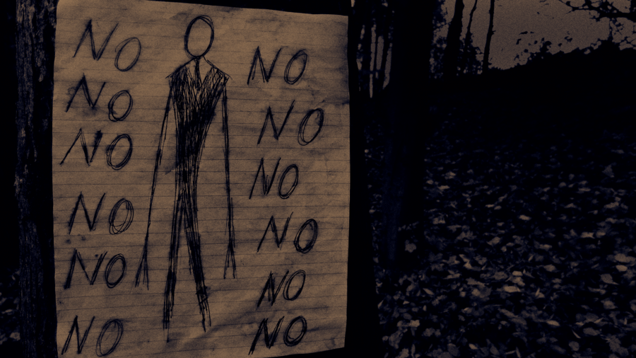 slenderman free indie horror games