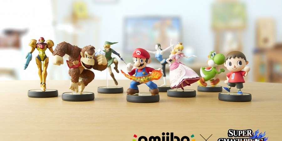 New amiibo Figures Launching in September