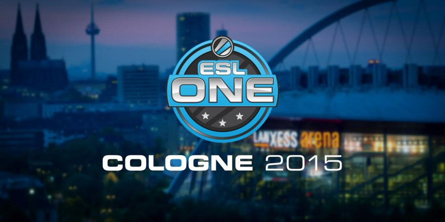 Esl One Cologne 2015 Schedule Released