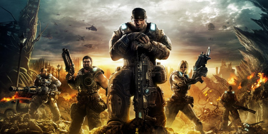 Latest UK Gaming Charts – Gears of War: Ultimate Edition is Top in First Week