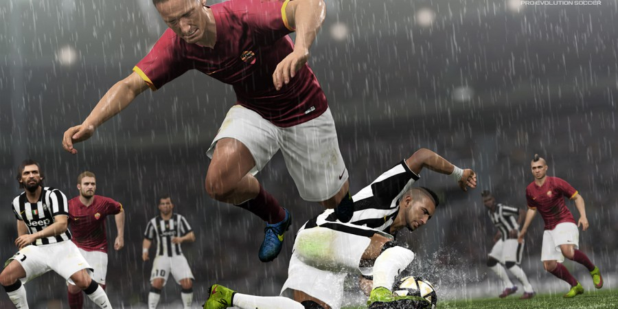 'Entry Level' free-to-play edition of PES 2016 Now Available for PC