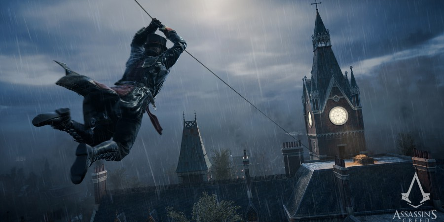 Latest UK Gaming Charts – Assassin's Creed: Syndicate Top Guitar Hero Live Third