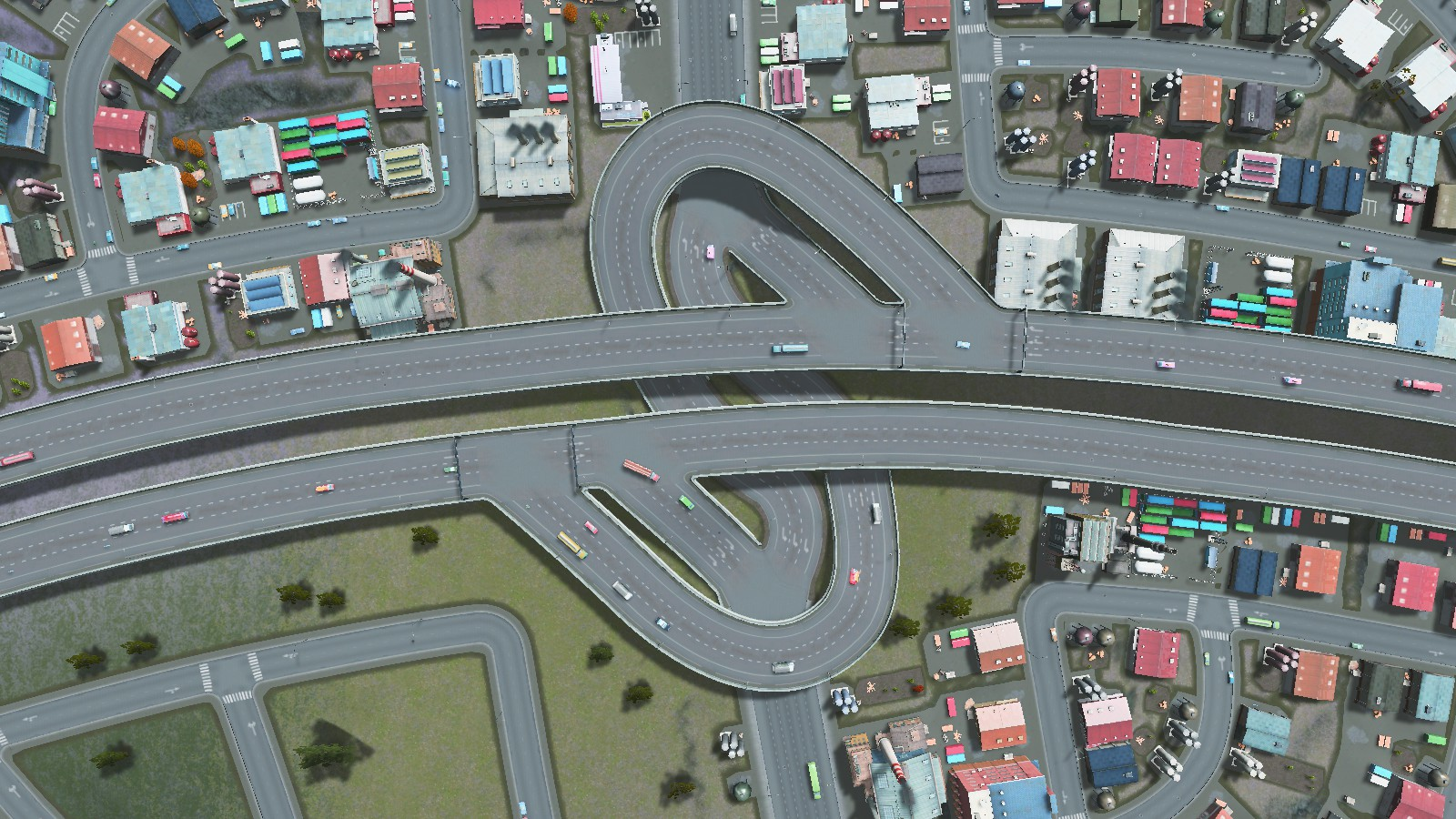 cities skylines intersections